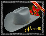 c2c28928f746b Putty Color. Quick View. Serratelli Cowboy Western Hat 6X S Putty Color  Style