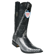 Men's Wild West Python 3x Toe Boots Handcrafted 2955736