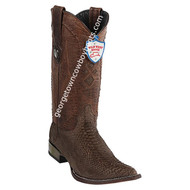Men's Wild West Python 3x Toe Boots Handcrafted 295N5707