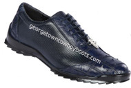 Men's Los Altos Ostrich Casual Shoes ZC091510