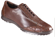 Men's Los Altos Ostrich Casual Shoes ZC091507