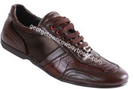 Men's Los Altos Ostrich Casual Shoes ZC100507
