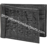Men's Lombardy Caiman Belly Wallet CA48205