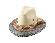 Dreamville Straw And Casual Hat by Bullhide & Montecarlo Style 5025