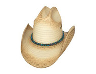 All Eyes On You 15x Straw Hat by Bullhide & Montecarlo Style 2881