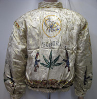 Sonora Cannabis Leaf Jacket