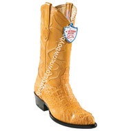 Men's Wild West Caiman Hornback J Toe Boots Handcrafted 2990202