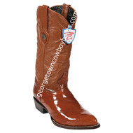 Men's Wild West Eel J Toe Boots Handcrafted 2990803
