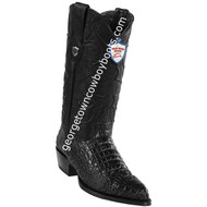 Men's Wild West Caiman Belly Print Boots J Toe Handcrafted 6998205