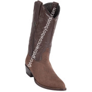 Men's Wild West Elephant Print Boots J Toe Handcrafted 6997007