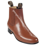 Men's Wild West Charro Leather Boots Handcrafted 2615151