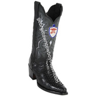 Women's Wild West Python Boots Snip Toe Handcrafted 2345705