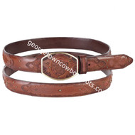 Wild West Shark Belt With Leather Lining 2C11FE9357
