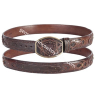 Wild West Teju Belt With Leather Lining 2C11FE0716