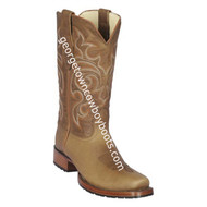 Men's Los Altos Rage Leather Boots Handcrafted 58T9951