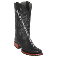 Men's Los Altos Rage Leather Boots Handcrafted 58T2705