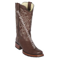 Men's Los Altos Rage Leather Boots Handcrafted 58T2707