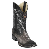 Men's Los Altos Genuine Shark Skin Leather Boots Handcrafted 8220938