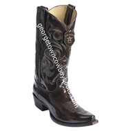 Men's Los Altos Genuine Chamaleon Leather Boots Handcrafted 944207