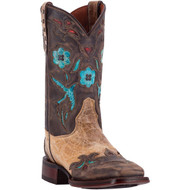 DP3948 Bluebird Dan Post Women's  Vintage Western Boots