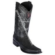 Men's Los Altos Python With Deer European Square Toe Boots Handcrafted 76FN5705