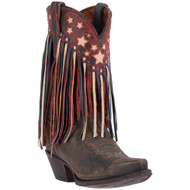 DP3531 Liberty Fringes Womens Dan Post Boots