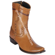 Men's King Exotic Leather Boots Dubai Toe Handcrafted 479B3851