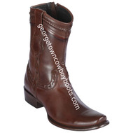 Men's King Exotic Leather Boots Dubai Toe Handcrafted 479B3807