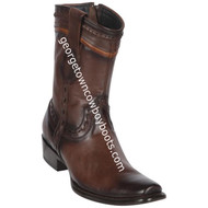 Men's King Exotic Leather Boots Dubai Toe Handcrafted 479B3816