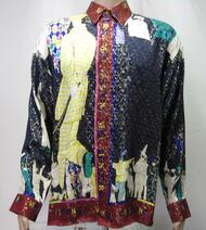 Deadstock Socrates Silk Shirt