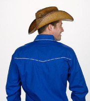 Royal Cowboy Shirt