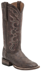 Lucchese Since 1883 Womens Western Boots Coralee Maple Distressed Cowhide Leather M4900