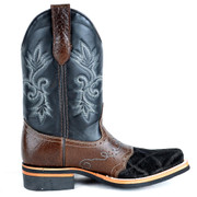 Mens King Exotic Elephant Boots.