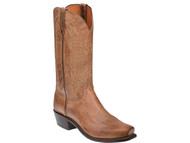 Crayton Lucchese N1547 Mens Mad Dog Goat Boots 7-Toe,4-Heel