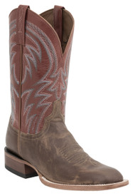 Lucchese Boots Since 1883 Mens Western Alan Tan Leather M2660