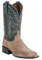 Lucchese Since 1883 Mens Western Boots Burt Tan Leather M2671