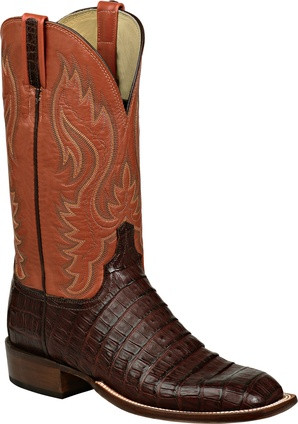 Lucchese Heritage Mens Caiman Belly HL1507 Tatum