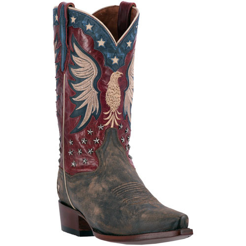 Dan Post DP2505 Bountiful Mens Western Cowboy Boots