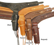 45 Cal Gun Pistol Belt Holster,Right Handed