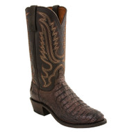 Lucchese since 1883 Heritage Hornback Caiman Mens Boots