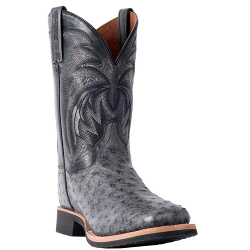Dan Post Philsgood Full Quill Ostrich Boot