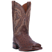 Dan Post Alamosa Full Quill Ostrich Boot DP3875