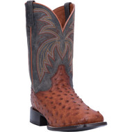 Dan Post Calhoun Full Quill Ostrich Boot