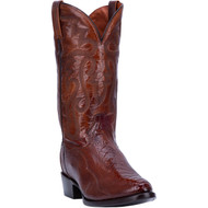 Dan Post Bellevue Full Quill Ostrich Boot DP26636