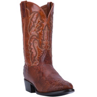 Dan Post Pugh Smooth Ostrich Boot DPP5210