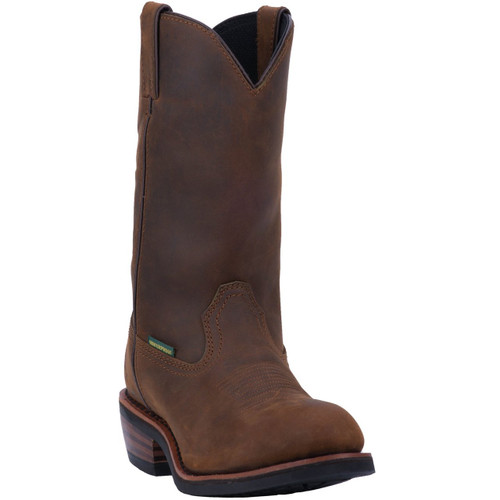 Dan Post Albuquerque Waterproof Steel Toe Leather Boot