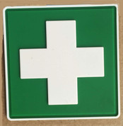 Compliance First Aid Cross - Pack of 10