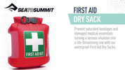 Dry Sack FAK - Sea to Summit - 3 Litre