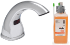 Automatic Soap Dispensers & Refills