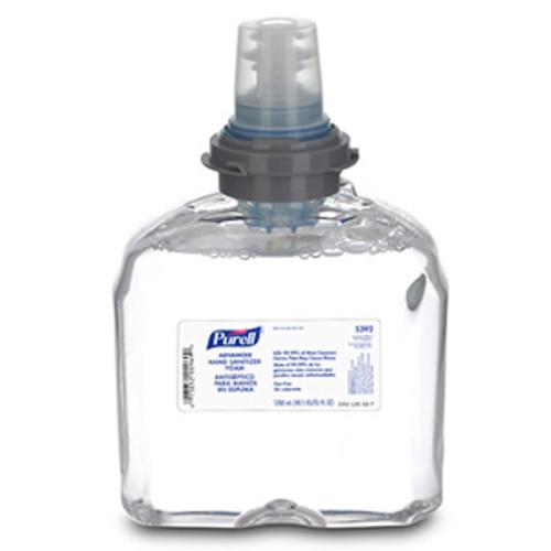 Purell TFX 1200ml Hand Sanitizer Foam Refills (Case of 2)